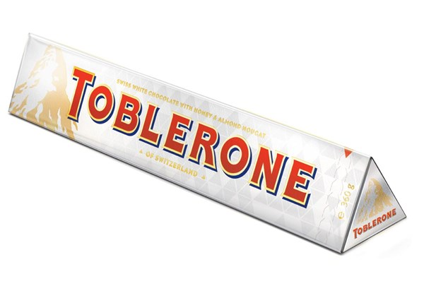 Toblerone White 360g