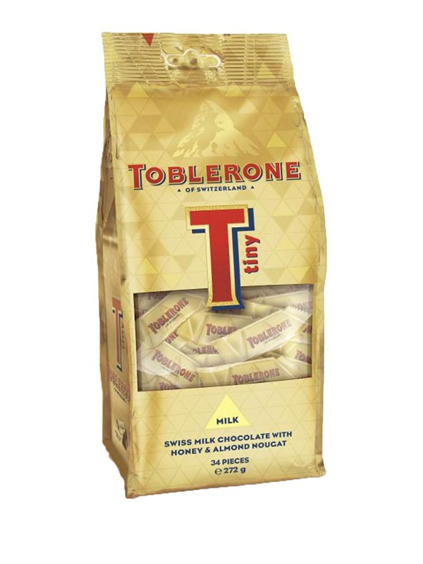 Toblerone Gold Bag 272g
