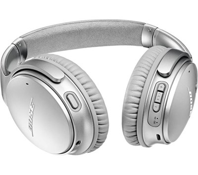 BOSE QC35 II Wireless Headphones - Silver