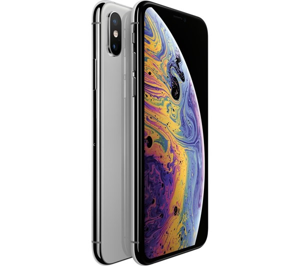 APPLE iPhone Xs - 256GB - Silver