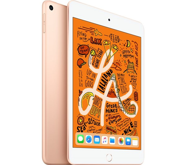 iPad mini (2019) 64 GB WiFi (Gold)
